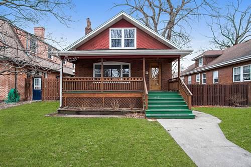 10607 S Hamilton, Chicago, IL 60643