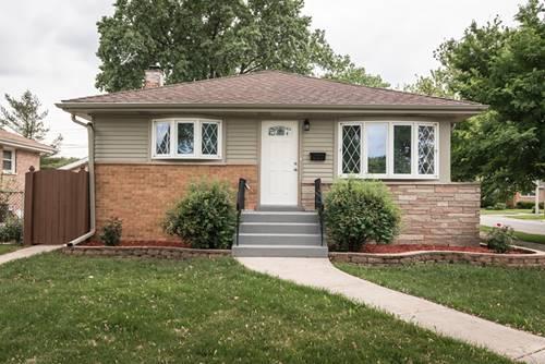 8800 S 50th, Oak Lawn, IL 60453