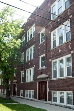 2945 W Belle Plaine Unit 3E, Chicago, IL 60618
