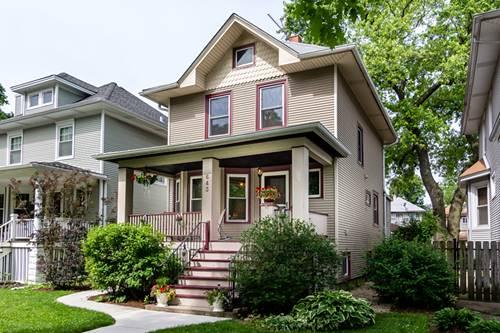 643 Lyman, Oak Park, IL 60304