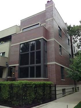 1058 N Wolcott Unit 1, Chicago, IL 60622 Noble Square