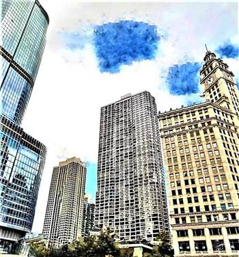 405 N Wabash Unit 603, Chicago, IL 60611 River North