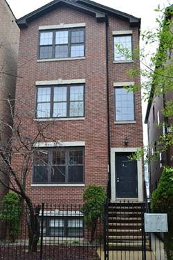 1319 N Campbell Unit 1, Chicago, IL 60622