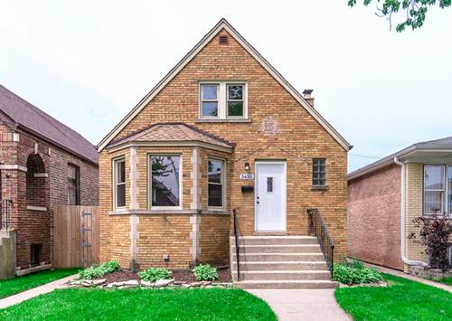 5430 S New England, Chicago, IL 60638