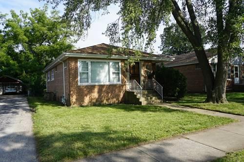 15629 Drexel, Dolton, IL 60419
