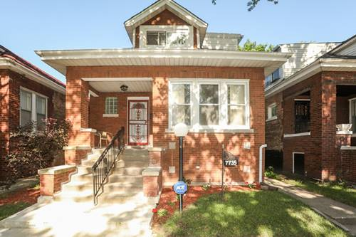 7735 S Eberhart, Chicago, IL 60619