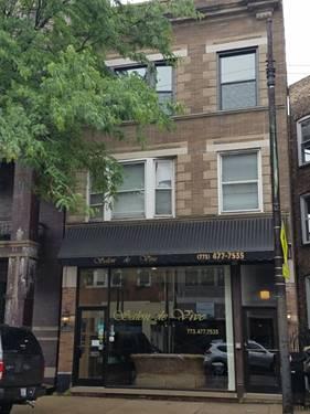 2137 W Belmont Unit 3, Chicago, IL 60618 West Lakeview