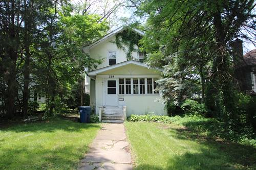 218 S Clay, Hinsdale, IL 60521