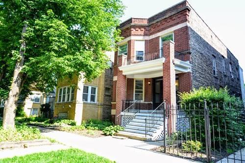 2537 W Leland Unit 1, Chicago, IL 60625 Lincoln Square