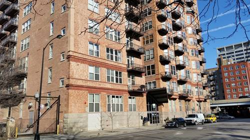 500 S Clinton Unit 317, Chicago, IL 60607
