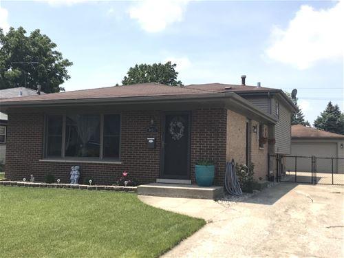 14512 Campbell, Posen, IL 60469