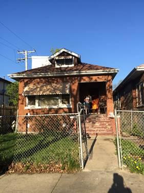7631 S Ada, Chicago, IL 60620