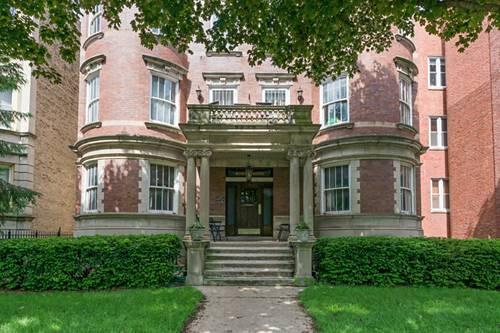 4070 N Sheridan Unit 2, Chicago, IL 60613 Uptown
