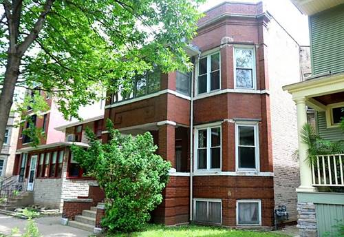 4723 N Campbell, Chicago, IL 60625 Lincoln Square