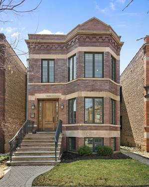 1213 W Eddy, Chicago, IL 60657 Lakeview