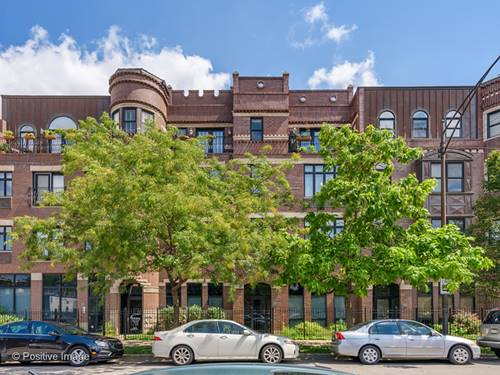 527 N Racine Unit 1, Chicago, IL 60642 Noble Square