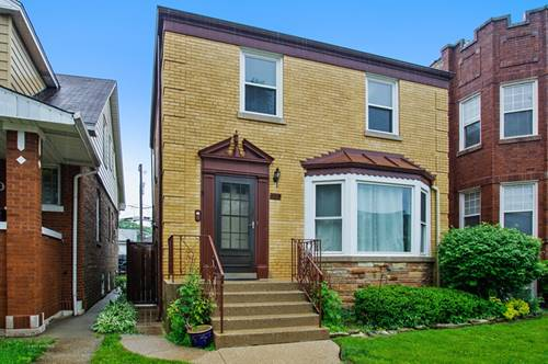 4314 N Monitor, Chicago, IL 60634