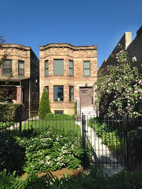4532 N Damen Unit 1, Chicago, IL 60625 Lincoln Square