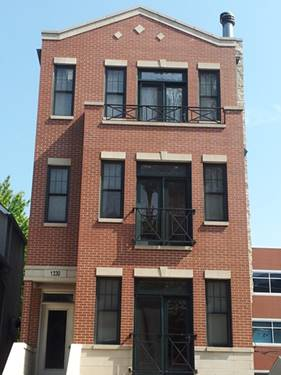 1330 W Fletcher Unit 1, Chicago, IL 60657 Lakeview