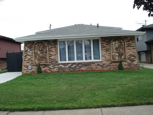 265 Cornell, Calumet City, IL 60409