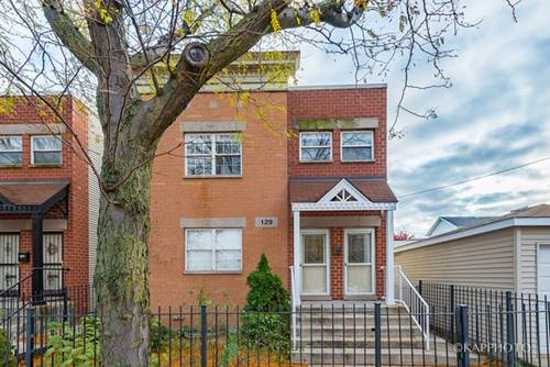 129 S Bell Unit 1, Chicago, IL 60612