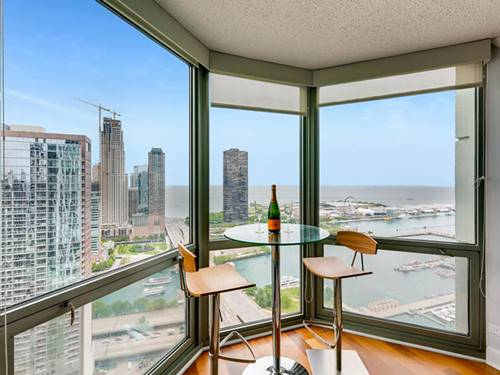 195 N Harbor Unit 3509, Chicago, IL 60601 New Eastside
