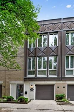 2110 N Lakewood, Chicago, IL 60614 West Lincoln Park