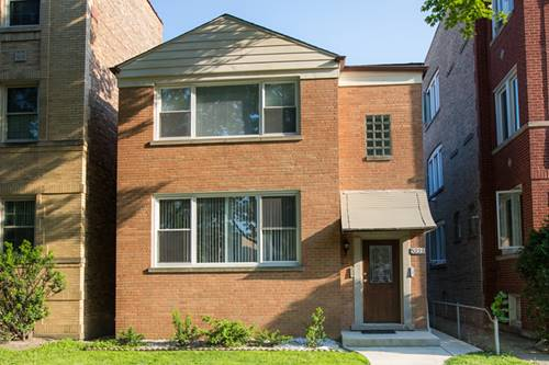 5333 W Sunnyside, Chicago, IL 60630