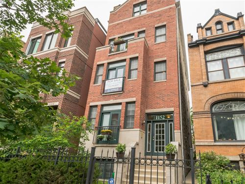 1152 W Wrightwood Unit 2, Chicago, IL 60614