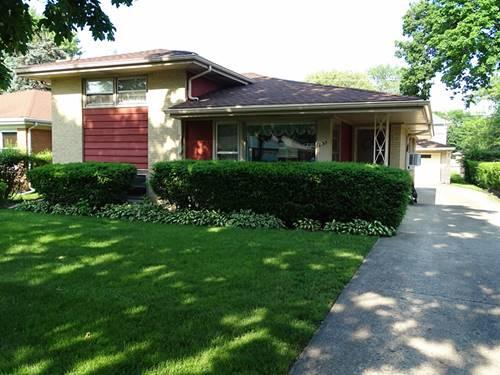 733 Park Plaine, Park Ridge, IL 60068