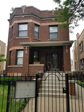 2044 N Lawler Unit 2, Chicago, IL 60639