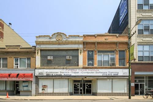 3051 N Lincoln, Chicago, IL 60657 Lakeview