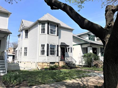 4118 N Avers, Chicago, IL 60618