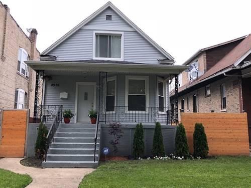 4926 W Fletcher, Chicago, IL 60641