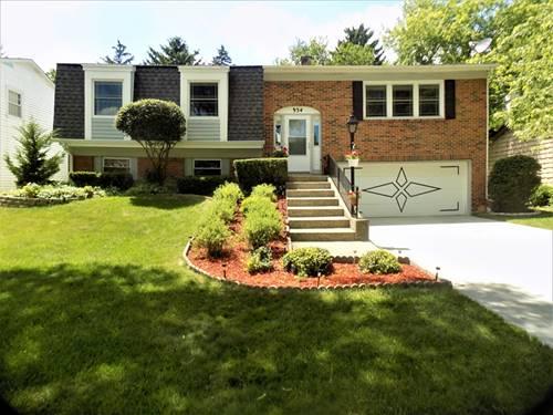 934 Cambridge, Buffalo Grove, IL 60089