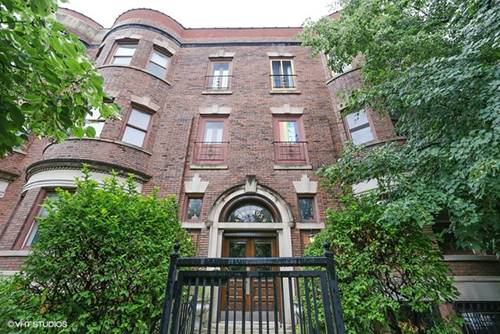 4059 N Sheridan Unit 3, Chicago, IL 60613 Uptown