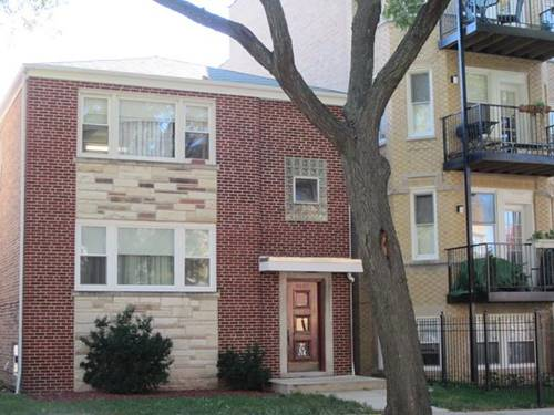 2527 W Berwyn Unit 1, Chicago, IL 60625