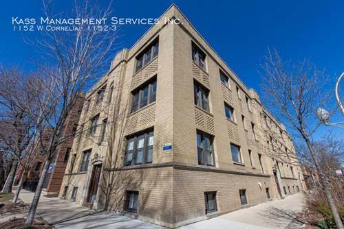 1150 W Cornelia Unit 2, Chicago, IL 60657 Lakeview