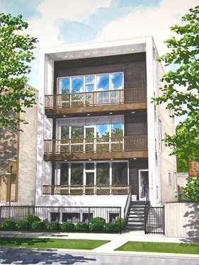 2314 N Leavitt Unit 1, Chicago, IL 60647 Bucktown
