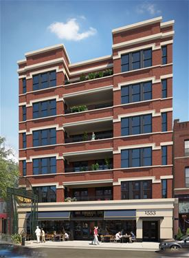 1553 N Wells Unit 503, Chicago, IL 60610 Old Town