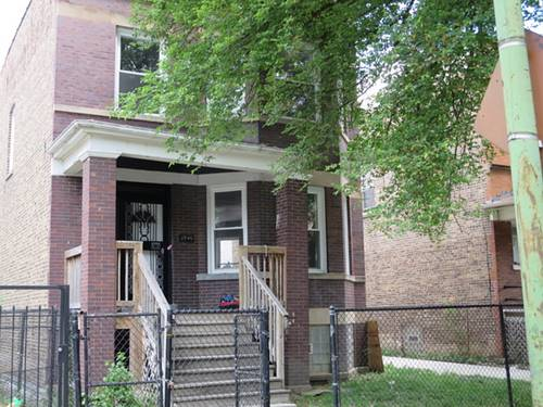4940 W Erie, Chicago, IL 60644