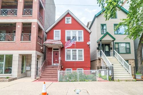 1810 W Belmont, Chicago, IL 60657 Roscoe Village