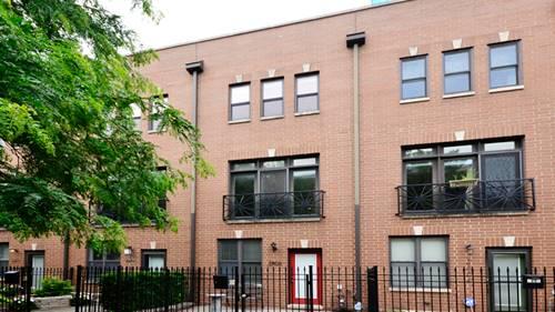 2806 W Dickens, Chicago, IL 60647 Logan Square