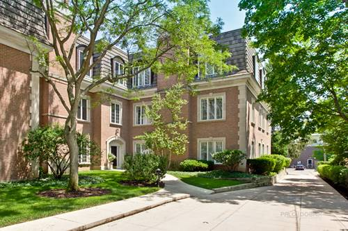 485 Oakwood Unit C3, Lake Forest, IL 60045