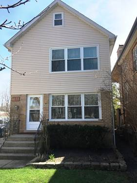 4133 N Mobile, Chicago, IL 60634