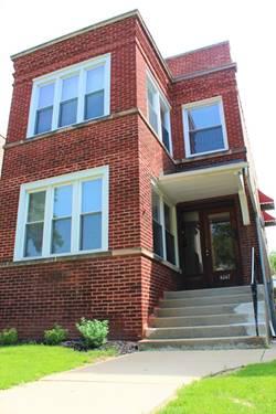 4047 W Waveland, Chicago, IL 60641