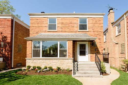 7404 N Washtenaw, Chicago, IL 60645