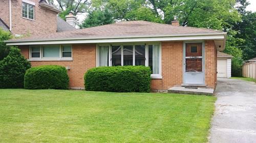 728 Parkwood, Park Ridge, IL 60068