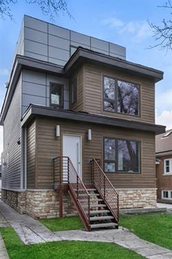 4432 N Mozart, Chicago, IL 60625 Ravenswood