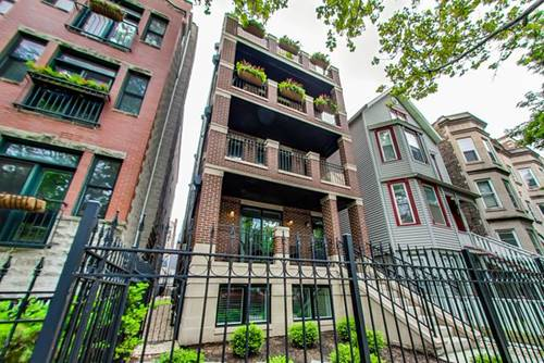 861 W Roscoe Unit 1, Chicago, IL 60657 Lakeview